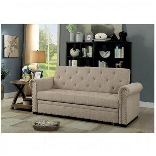 Vesuvio Futon Sofa by Canora Grey