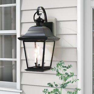 Darrah 6-Light Outdoor Wall Lantern by Th..