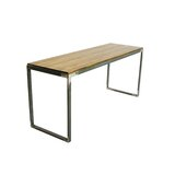 Madhav Metal Bench by 17 Stories