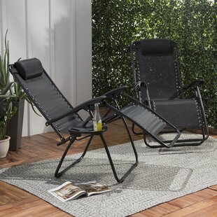 Esperanza Reclining Zero Gravity Chair (Set of 2)