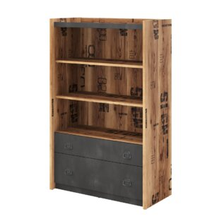 Dilan  Bookcase By Williston Forge