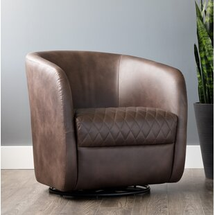 5West Swivel Barrel Chair