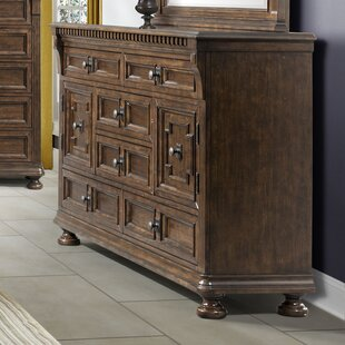 Astoria Grand Annie 6 Drawer Combo Dresser