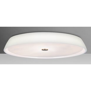 Brayden Studio Speier 2-Light Flush Mount