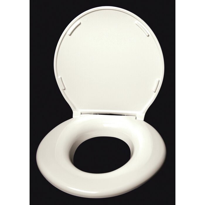 Awe Inspiring Closed Front Round Toilet Seat Theyellowbook Wood Chair Design Ideas Theyellowbookinfo