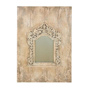Manor Luxe Marseille Baroque Board and Decorative Wall Mirror
