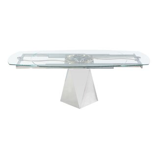 Gloria Extendable Dining Table Chintaly Imports