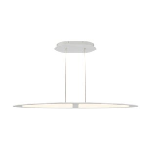 Orren Ellis Stutler 1-Light LED Pendant