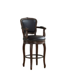 Swivel Bar Stool by American Heritage