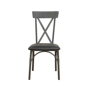 Branam Metal Frame Dining Chair (Set of 2) by Williston Forge