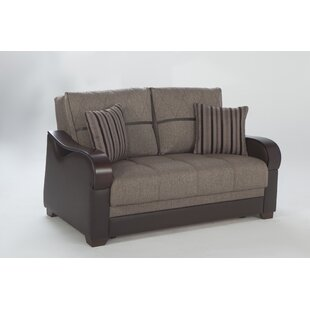 Ebern Designs Florio Love Seat