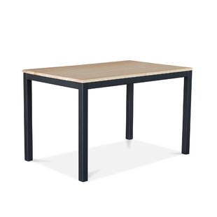 Loft Solid Wood Dining Table Elan Furniture