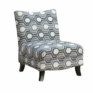 Cristobal Slipper Chair by Ivy Bronx