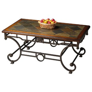 Clearance Chronister Coffee Table by Fleur De Lis Living