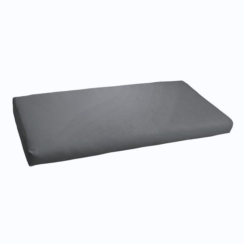Brayden Studio Indoor/ Outdoor Bench Cushion & Reviews   Wayfair