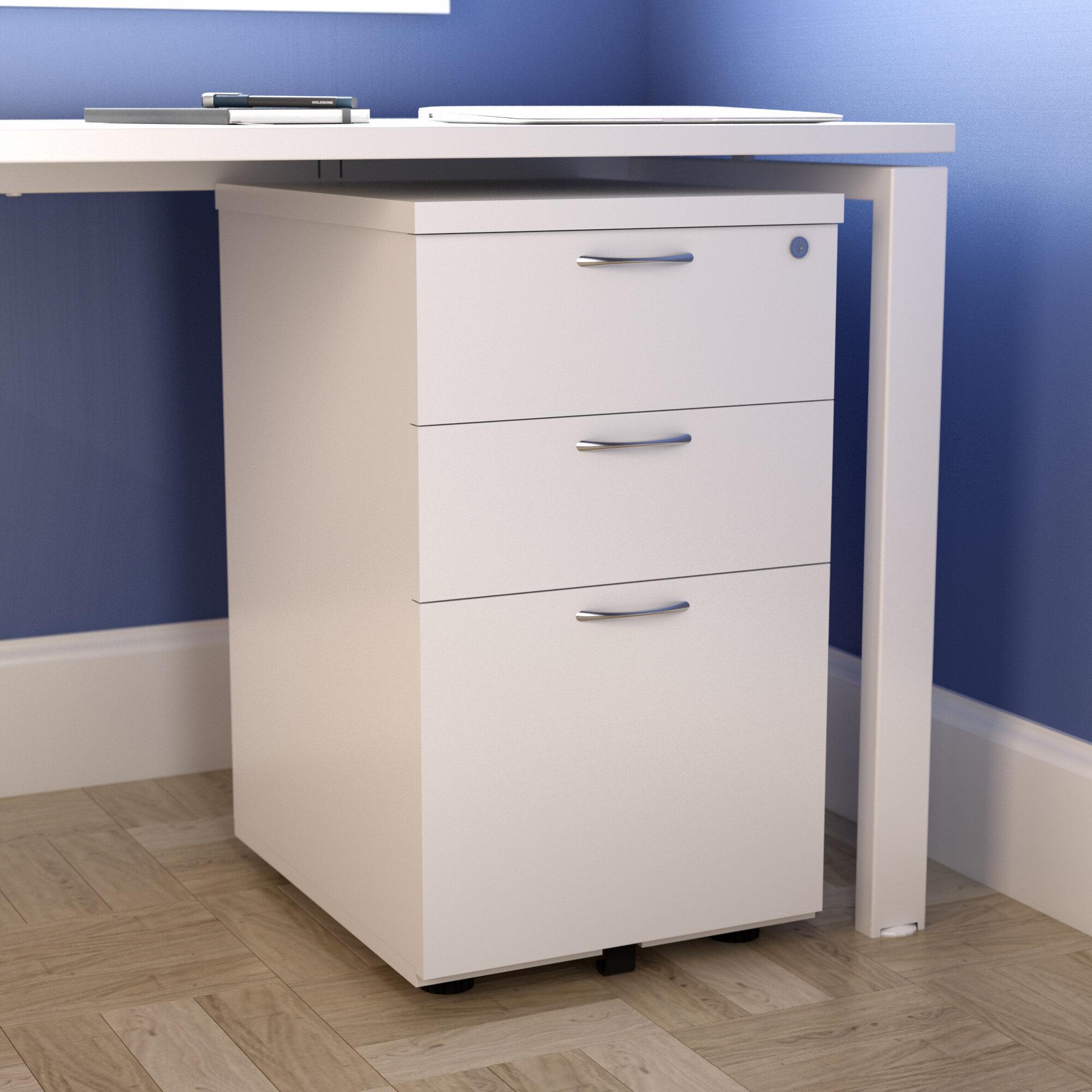 Brilliant Under Desk 3 Drawer Filing Cabinet Download Free Architecture Designs Embacsunscenecom