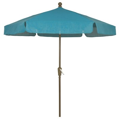 Aleron 7.5 Drape Umbrella by Darby Home Co 2020 Online