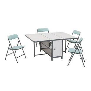 Eola Kids 5 Piece Rectangular Table and Chair Set ByZoomie Kids