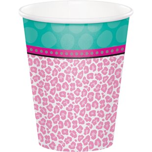 Sparkle Paper Disposable Cup (Set of 24)