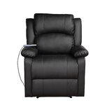 Awendela Manual Lift Assist Recliner by Red Barrel Studio®