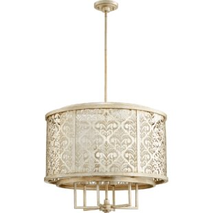 Quorum Bastille 6-Light Chandelier