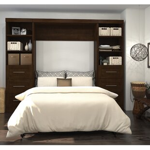 Brayden Studio Walley Murphy Bed