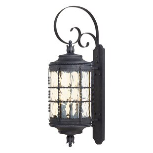 Inexpensive Calem 5-Light Outdoor Wall Lantern By Gracie Oaks