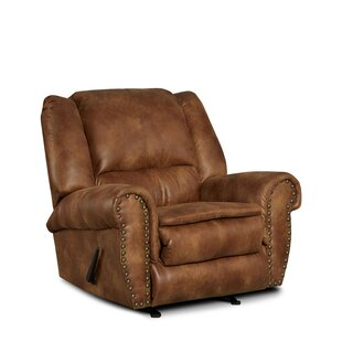 Makenna Manual Rocker Recliner Loon Peak