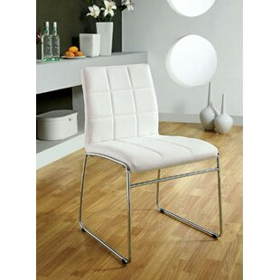 Harbaugh Upholstered Dining Chair (Set of..