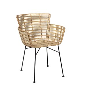 Coast Rattan Lounge Chair (Set Of 2) By Bloomingville