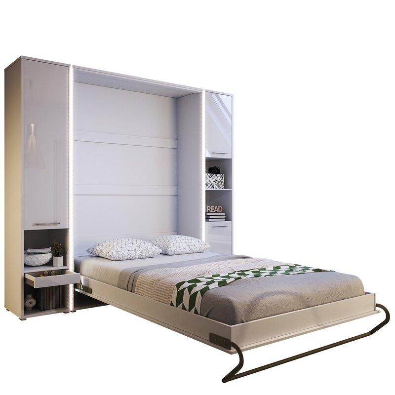 3-tlg. Schlafzimmer-Set Mercedes, 140 x 200 cm