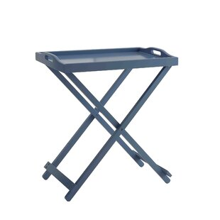 modern contemporary folding tray table stand allmodern