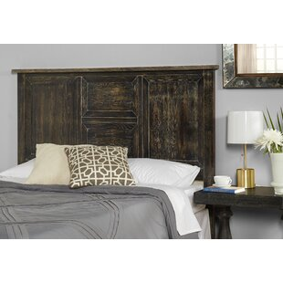 Radley Burntwood Queen Panel Headboard by Loon Peak