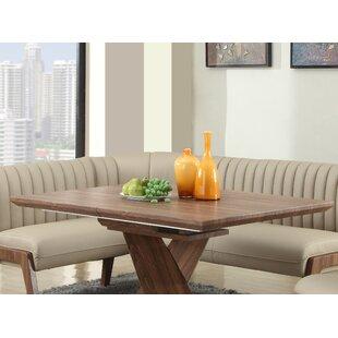 Wade Logan Kaysen Extendable Dining Table Base