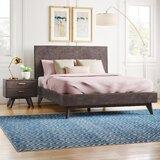 Dalessio Solid Wood Platform 2 Piece Bedroom Set by Brayden Studio