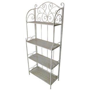 Leffel 4 Tier Baker's Rack by Ophelia & Co.