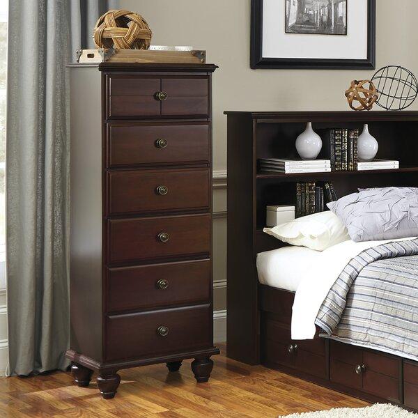 Carolina Furniture Works Inc 6 Drawer Lingerie Chest Amp Reviews Wayfair