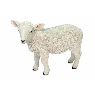 Crain Sheep Statue By Brambly Cottage