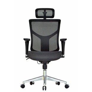 Symple Stuff Ergonomic Mesh Executive Chair