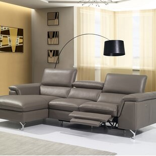 Alkes Reclining Sectional