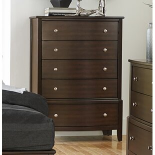 Wrought Studio Jeffries 8 Drawer Chest