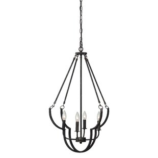 Ardmore 4-Light Lantern Pendant by Gracie..