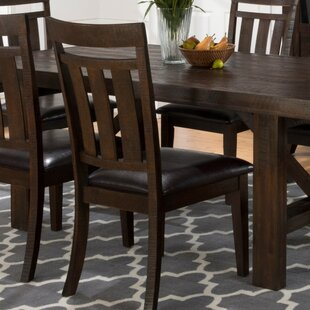 Zeigler Solid Wood Dining Chair (Set of 2) August Grove