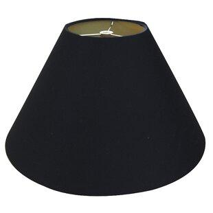 Coolie 12 Burlap Empire Lamp Shade