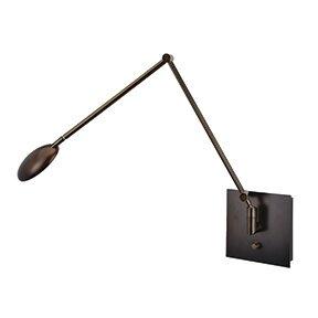 Brayden Studio Chaidez 1-Light LED Swing Arm