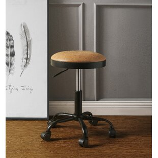 Swivel Adjustable Height Stool