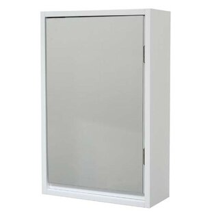 Look for Montreal 13.4 x 20.9 Surface Mount Medicine Cabinet By Evideco