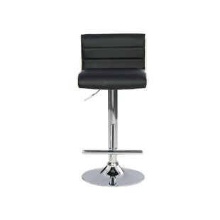 Berlind Swivel Adjustable Bar Stool By 17 Stories