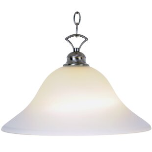 Wellington Light Cone Pendant by Monument