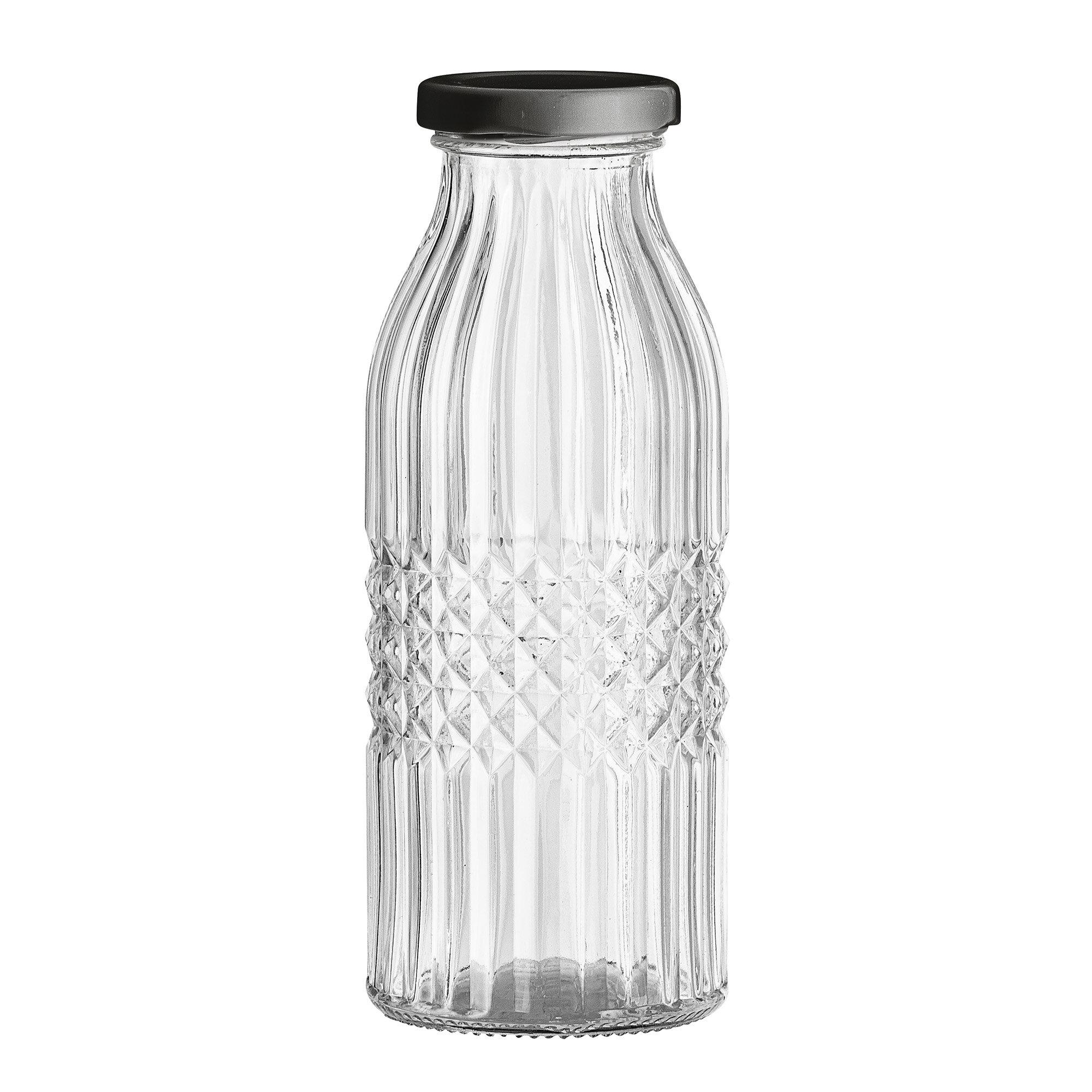 Bloomingville Glass Decorative Bottle Wayfair Co Uk
